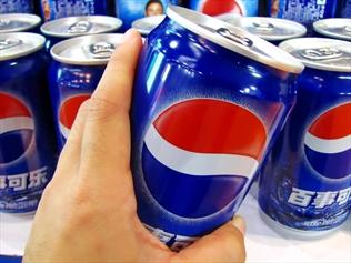 PepsiCo'nun reklam stratejisi