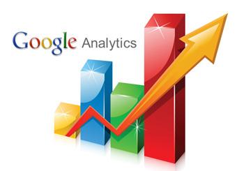 İlk adımda Google Analytics