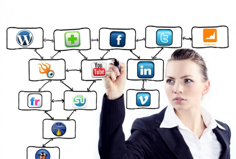 Sosyal ağlarda 'CV' oluşturun!