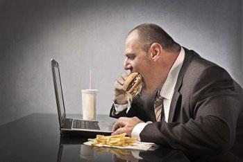 Obezite çalışan kesimi tehdit ediyor