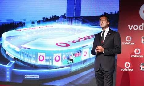 Vodafone'un hizmet ve sosyal yatırımları