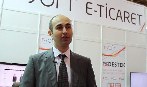 T-Soft'un e-ticaret yazılımı alanında neleri hedefliyor?