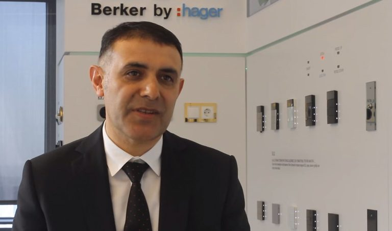 Berker By Hager'in 2014 Türkiye başarısı