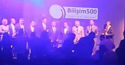 Bilişim 500 Ödülleri Sahiplerini Buldu
