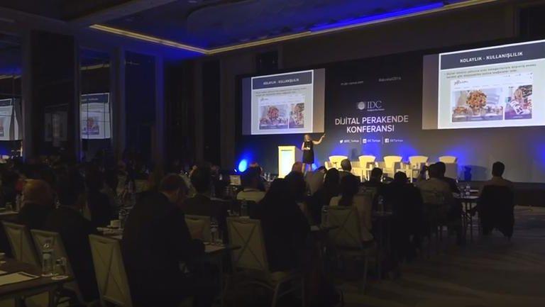 IDC Dijital Perakende Konferansı 2016 – Katılımcı Görüşleri