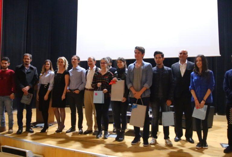 Sektör profesyonelleri deneyimlerini YTÜ öğrencileriyle paylaştı