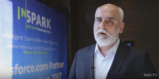 Inspark'ın müşteri odaklı CRM teknolojisi