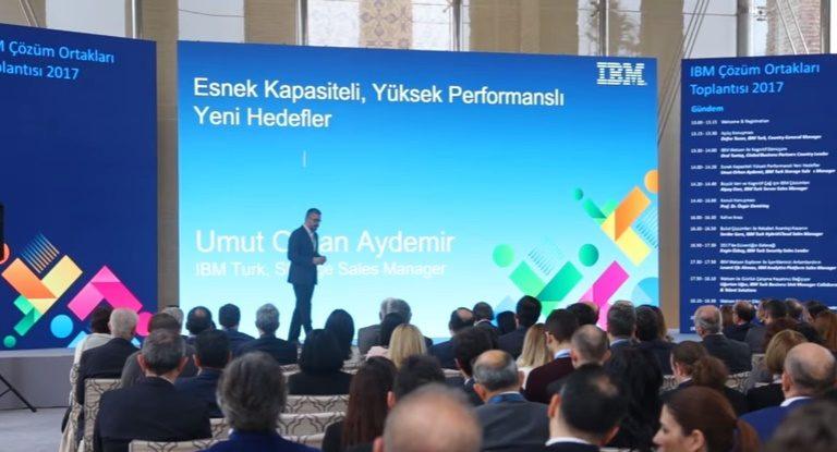 IBM Çözüm Ortakları Toplantısı