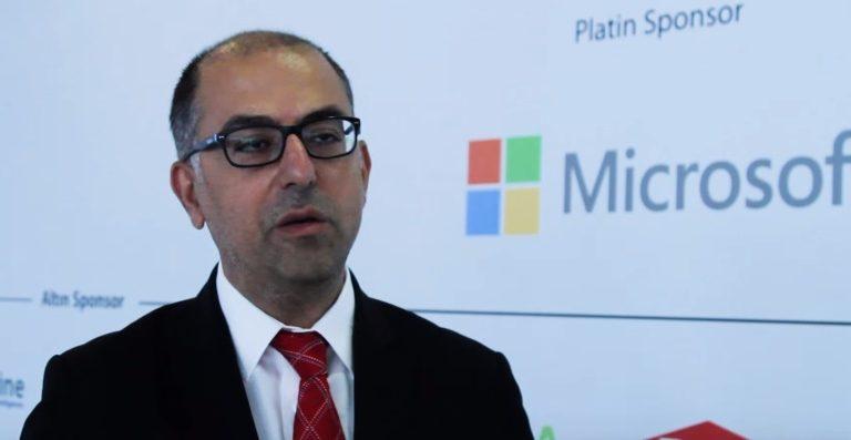 Akıllı Şehirler temasına Microsoft'un katkıları