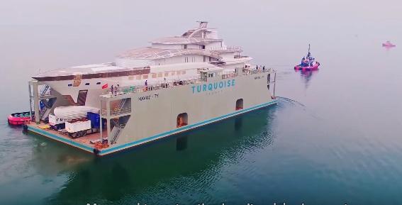 Turquoise Yachts neden E-Flow'u tercih ediyor?