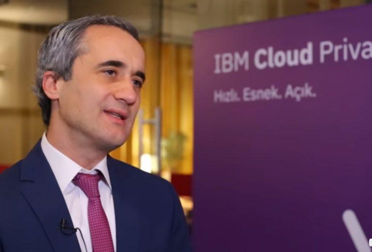 IBM'in bulut hizmetleri
