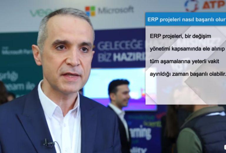 ERP projeleri nasıl başarılı olur?