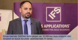 IFS, İşletmeleri Geleceğe Hazırlayan Çözümler Sunuyor