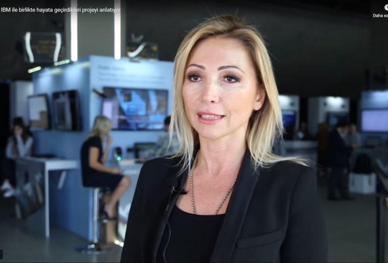 Turkcell, IBM ile birlikte hayata geçirdikleri projeyi anlatıyor