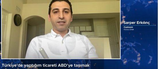 Türkiye'de yaptığım ticareti ABD'ye taşımak istiyorum? Nasıl adapte olabilirim?