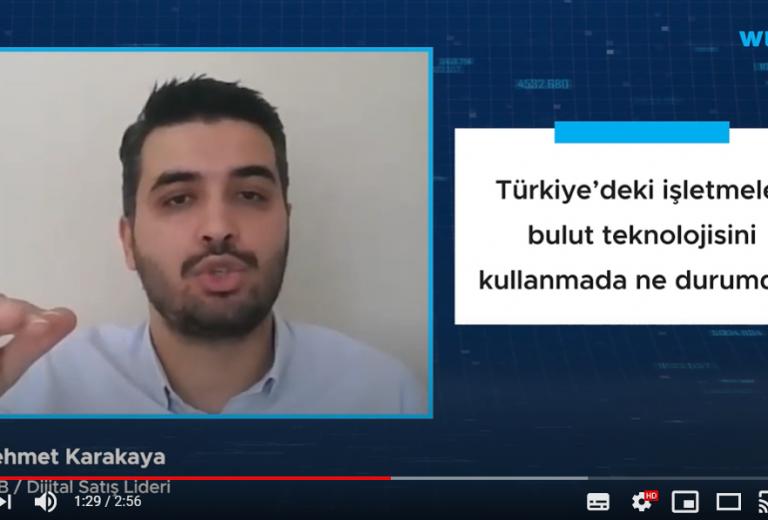 Türkiye'deki işletmeler bulut teknolojisini kullanmada ne durumda?