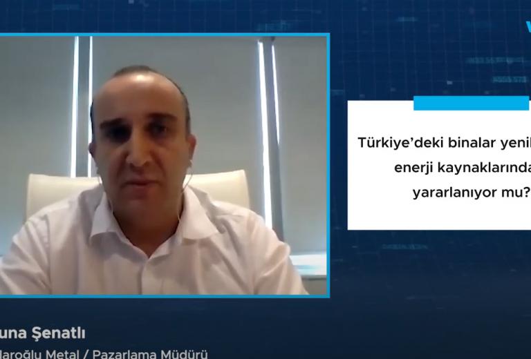Türkiye'deki binalar yenilenebilir enerji kaynaklarından yararlanıyor mu?