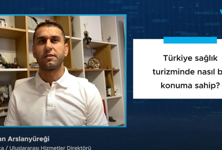 Türkiye sağlık turizminde nasıl bir konuma sahip?