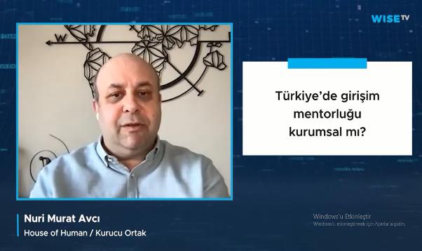 Türkiye'de girişim mentorluğu kurumsal mı?