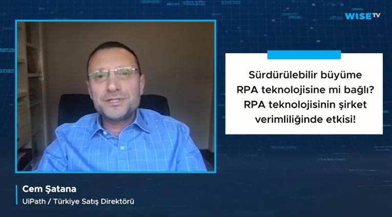 Sürdürülebilir büyüme RPA teknolojisine mi bağlı? RPA teknolojisinin şirket verimliliğinde etkisi!